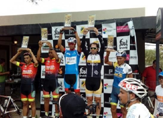 Ciclista paraibano vence corrida internacional no Ceará