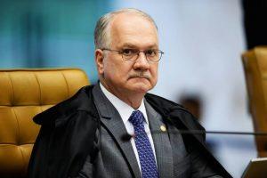 Ministro Fachin decide sobre lista a partir de terça-feira