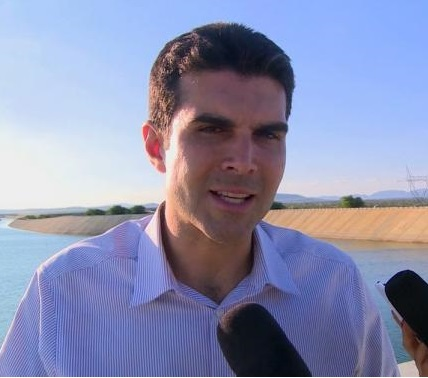 VEJA VÍDEO: Ministro da Integração Nacional fala do misto de sentimentos trazidos ao povo nordestino pela transposição