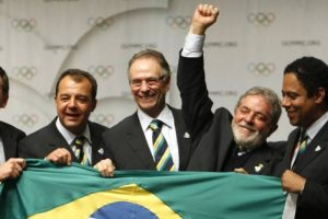 Escolha do Rio como sede olímpica pode ter sido comprada