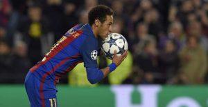 neymar barcelona psg uefa champions league 08032016 7alexpfkeelz1afuiu160mwh5 e1489055134480 300x155 - Neymar chega a 300 gols na carreira e se aproxima de recorde
