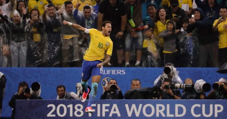 Com novo brilho de Neymar, Brasil vence Paraguai e se classifica para Copa