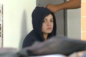 Jovem de 23 anos é presa pela PRF levando arsenal para São Paulo