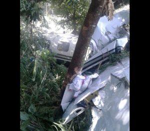 queda avião são paulo sexta 31 300x263 - Avião de pequeno porte cai e deixa mortos