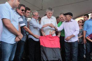 Governador inaugura rodovia em Pilões com a presença de João Bosco Júnior e outras autoridades