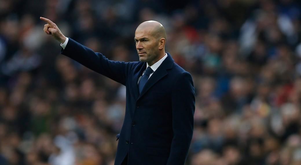 Zidane nega crise no Real Madrid
