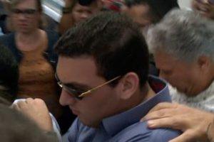 Após audiência de custódia Rodolpho Carlos segue para o PB1