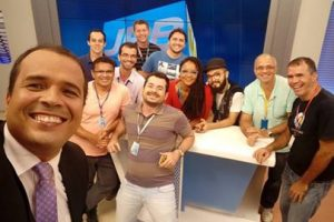 Laerte Cerqueira se despede da Rede Paraíba e vai à Espanha fazer doutorado