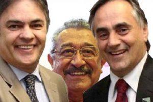 Um tsunami ameaça a aliança entre Cássio, Maranhão e Luciano Cartaxo – Por Gilvan Freire