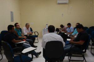Com o apoio do deputado Bosco Carneiro, vereadores de Alagoa Grande e Juarez Távora se reúnem com representantes da Cagepa em Guarabira