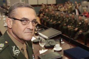 Exército foi sondado para decretar estado de defesa, diz general