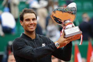 Rafael Nadal vence Masters 1000 em Monte Carlo e volta ao Top 5 do ranking
