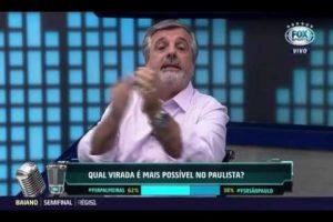 Apresentadores discutem feio durante programa de televisão ao vivo  – VEJA VÍDEO
