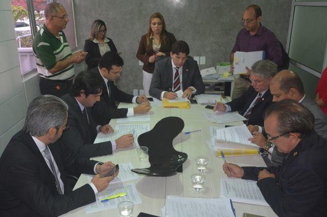 CCJ da Câmara de João Pessoa se reúne duas vezes por semana para analisar projetos