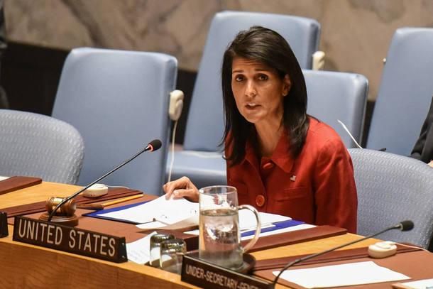 Embaixadora dos EUA na ONU defende bombardeio na Síria realizado por Washington: 'Tínhamos motivos para fazê-lo'