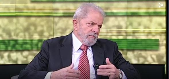 "Resultado de imagem para A entrevista de Lula ao SBT na íntegra: ""Quero ser candidato"""