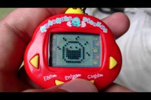 """20 anos de Tamagotchi: """"bichinho virtual"""" volta às lojas"""