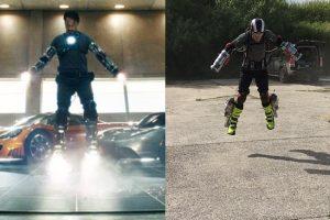 Empresa cria uniforme voador nos moldes do Homem de Ferro – VEJA VÍDEO