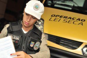 Detran e Polícia Militar realizam Operação Lei Seca na Capital