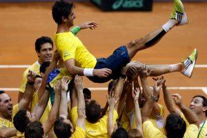 Brasil vence Equador após classificação na Copa Davis