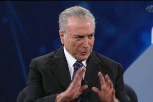 PSB se declara contra reformas de Temer e ameaça abandonar o governo