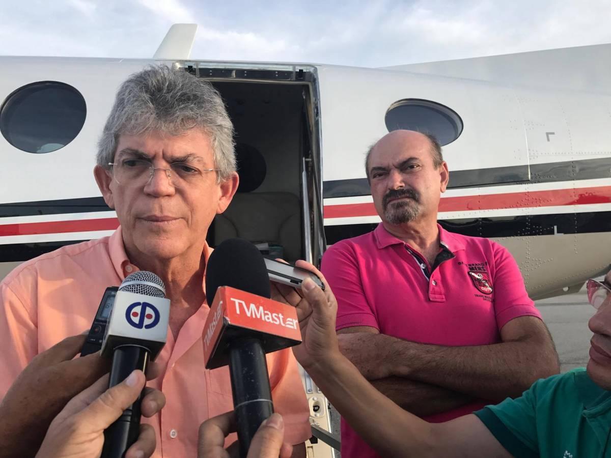 'Muitos prometeram, mas nenhum fez', afirma governador Ricardo; veja vídeo