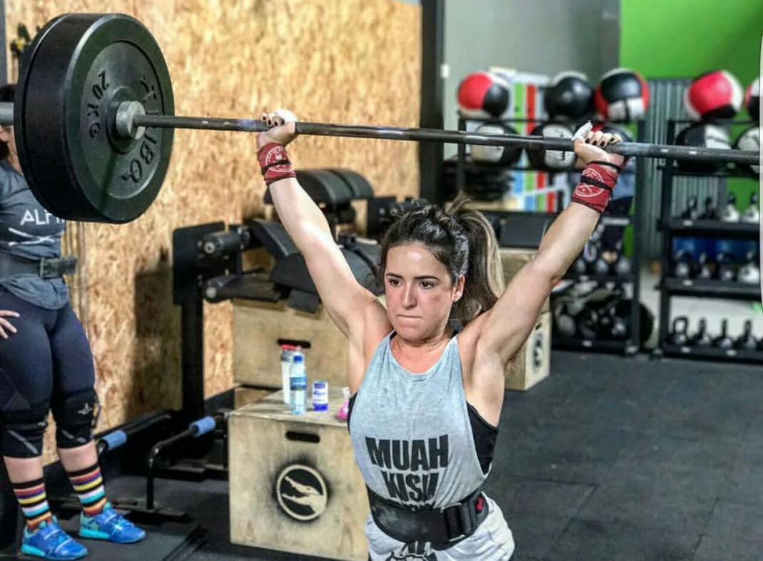Atleta paraibana Mayara Rocha disputa medalha de ouro em Belo Horizonte