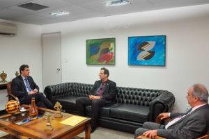 Instalação do Centro Administrativo da AL no Paraíba Palace Hotel é aprovada pelo TCE