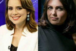 Rachel Sheherazade critica Mônica Iozzi por campanha negativa na internet: 'Deus Perdoa, Srta Iozzi, mas eu não esqueço!'