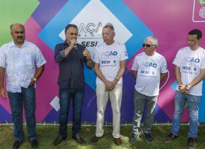 Cartaxo participa de Ação Global e ressalta importância de parcerias