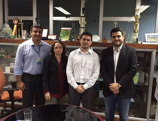 Wilson Filho vai à Zona Franca de Manaus ver modelo para aplicar na Zona Franca do Semiárido