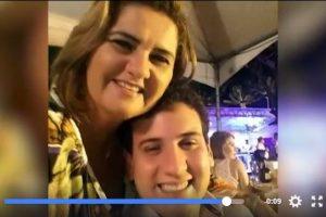 VEJA VÍDEO: Deputado André Amaral canta em homenagem às mães