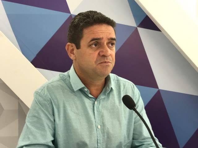 """charliton machado master news - PT freia pré-candidatura de Charliton Machado ao Senado: """"Isso só vai ser aberto no próximo ano"""""""