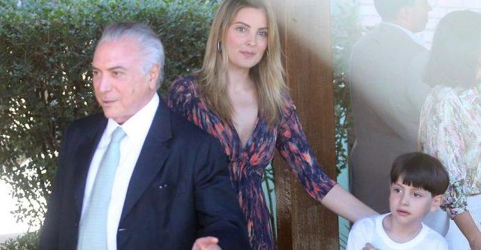 Mulher apontada como babá de Michelzinho ganha novo cargo no Planalto