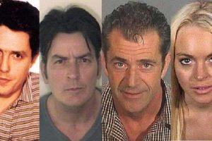 Das telas para o xilindró: 12 astros de Hollywood que já foram presos