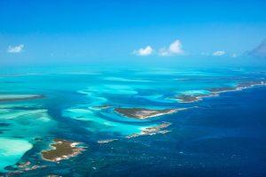 David Beckham presenteia esposa com ilha nas Bahamas