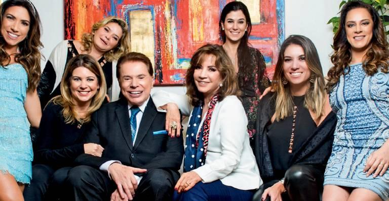 Silvio Santos presenteia as quatro filhas com mansões em Orlando