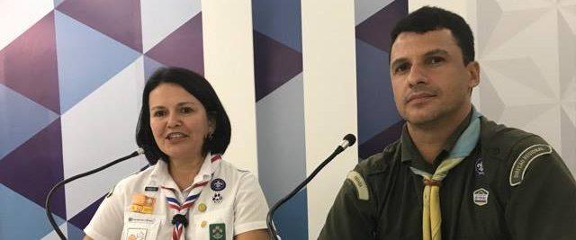 'Ser escoteiro ajuda na disciplina e independência da criança', diz líder de grupo