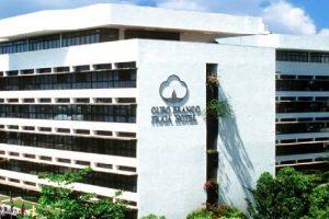 Hotel Ouro Branco em João Pessoa vai a leilão com lance mínimo de R$ 34 milhões