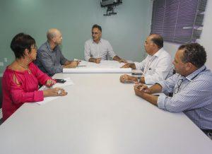 Beira Rio e Lagoa reagem bem às fortes chuvas e prefeito determina intensificação de ações preventivas