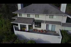 """VEJA VÍDEO: Vizinha usa escopeta para derrubar drone de vizinho que """"espionava"""" suas janelas"""