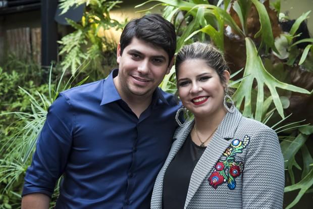 Marília Mendonça recebe homenagem do noivo paraibano