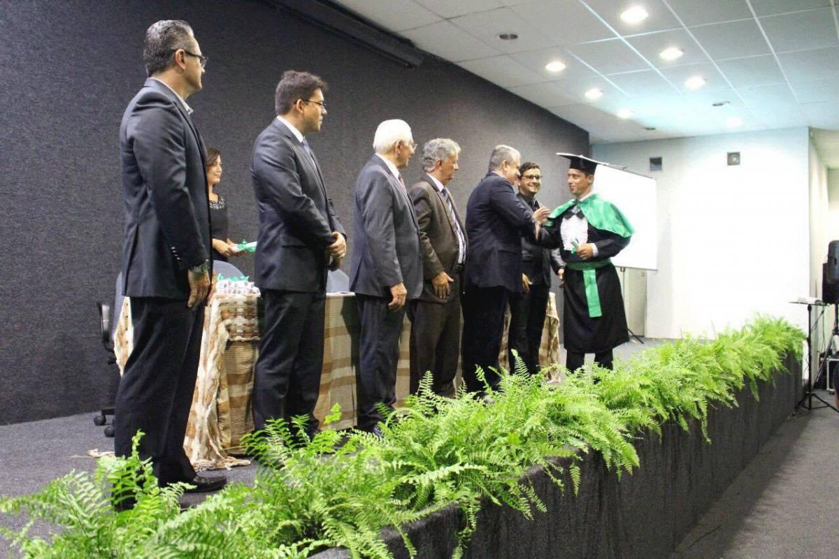 Deputado participa da 1ª Formatura do Curso Técnico em Agronegócio