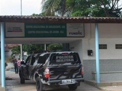 Bope realiza operação pente fino no Centro Educacional do Jovem