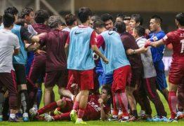 Jogador Oscar recebe punição pesada após confusão na China