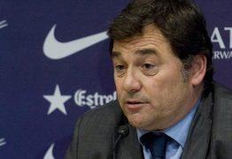 Diretor do Barcelona viaja para o Brasil, diz jornal