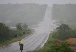 Aesa prevê chuvas esparsas para o Litoral na véspera de São Pedro