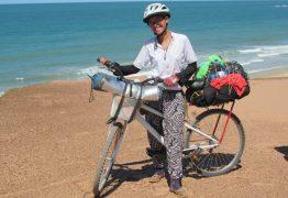 Estudante baiana que tentava chegar no Alaska de bicicleta morre em Natal
