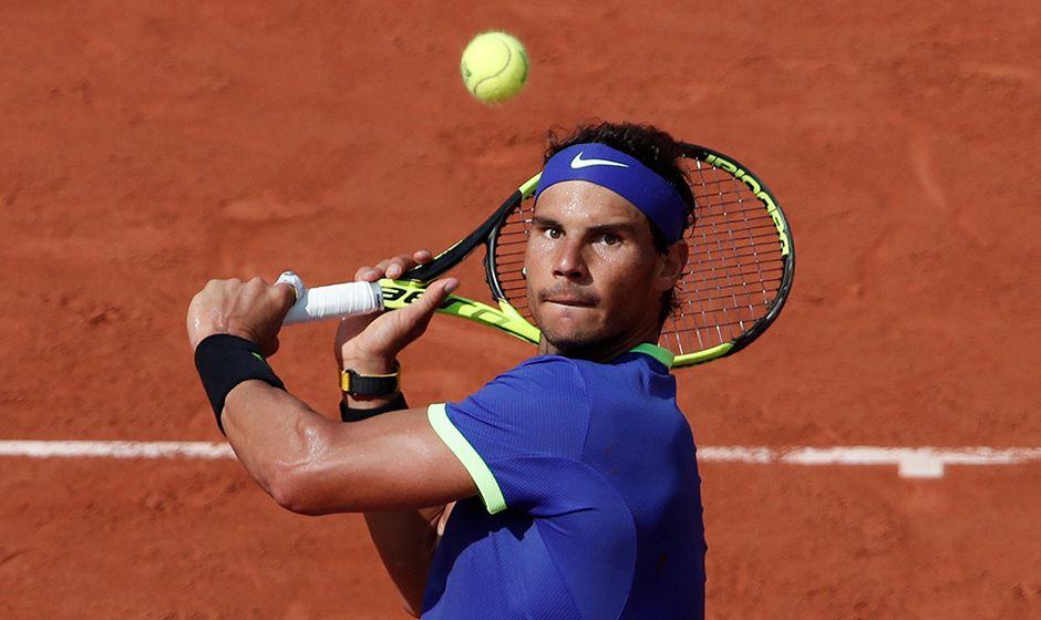 Nadal atropela Basilashvili e avança em Roland Garros