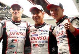 Ex-piloto de fórmula 1 consegue a pole nas 24H de Les Mans
